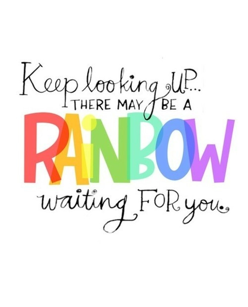 Rainbow Quote Picture Quote #1
