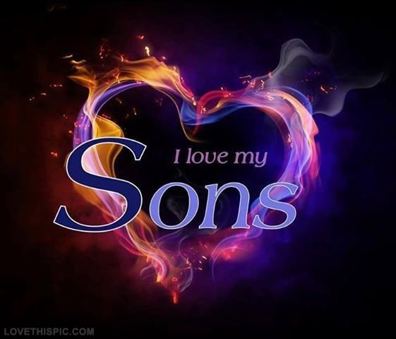 I Love My Son Quotes And Sayings Adorable I Love My Son Quotes & Sayings  I Love My Son Picture Quotes