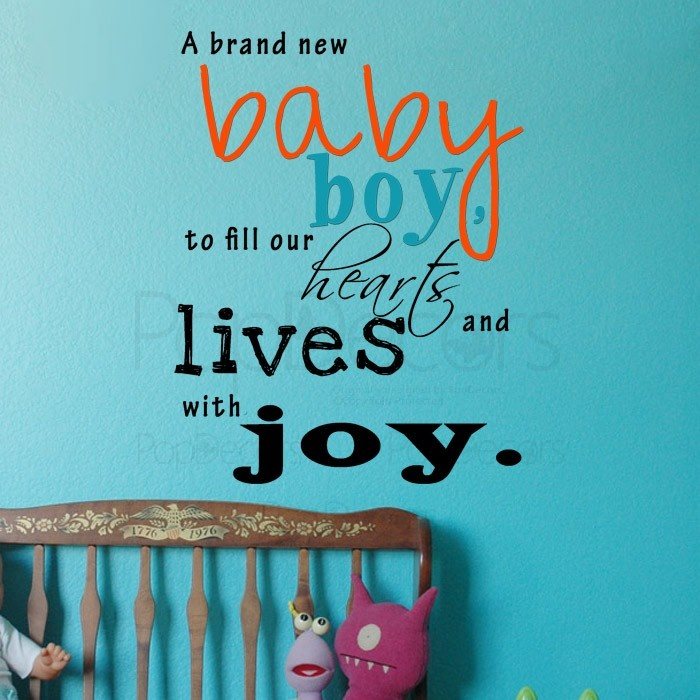 Baby Boy Quote Picture Quote #1