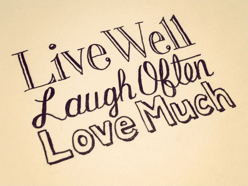 Live Laugh Love Quote Fascinating Live Laugh Love Quotes & Sayings  Live Laugh Love Picture Quotes