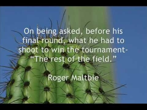 Golf Quote Picture Quote #1