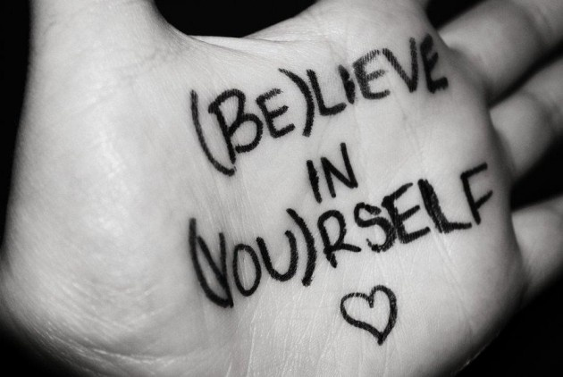 Believe In Yourself Quote Picture Quote #1