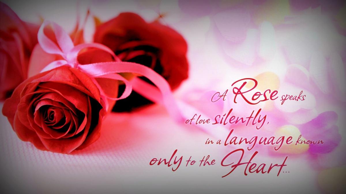 Rose Quote Picture Quote #1