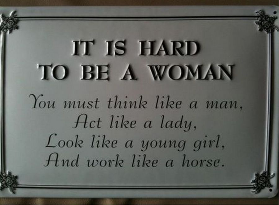 Woman Quote Picture Quote #1