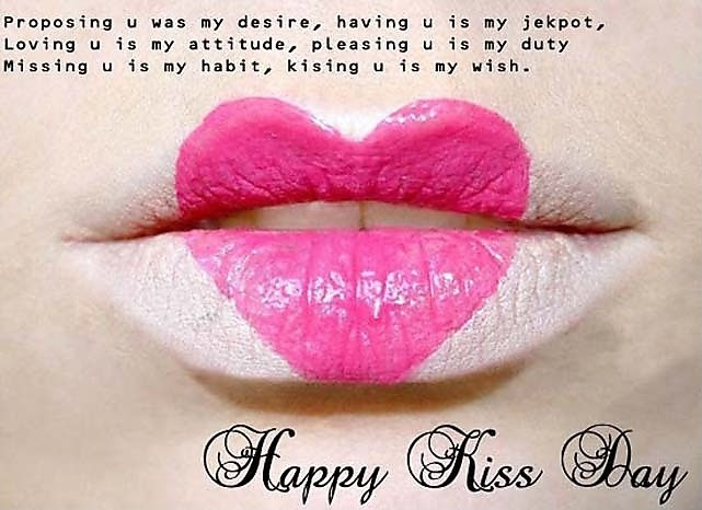 Kissing Quote Picture Quote #1