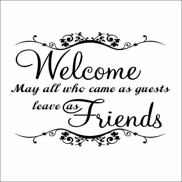 Welcome Quote Picture Quote #1