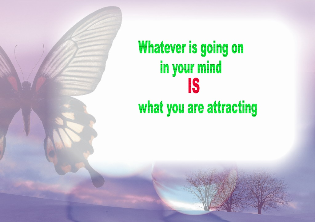 Law Of Attraction Quote Picture Quote #1