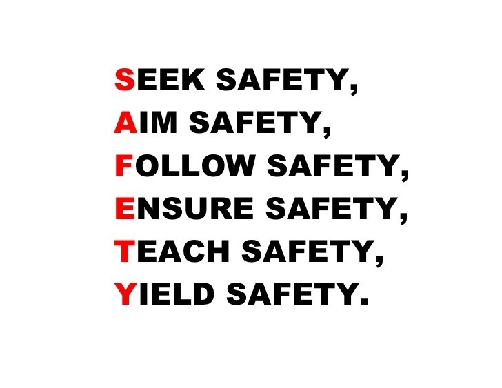safety quotes safety sayings safety picture quotes
