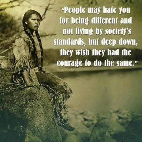 Native American Quote Picture Quote #1
