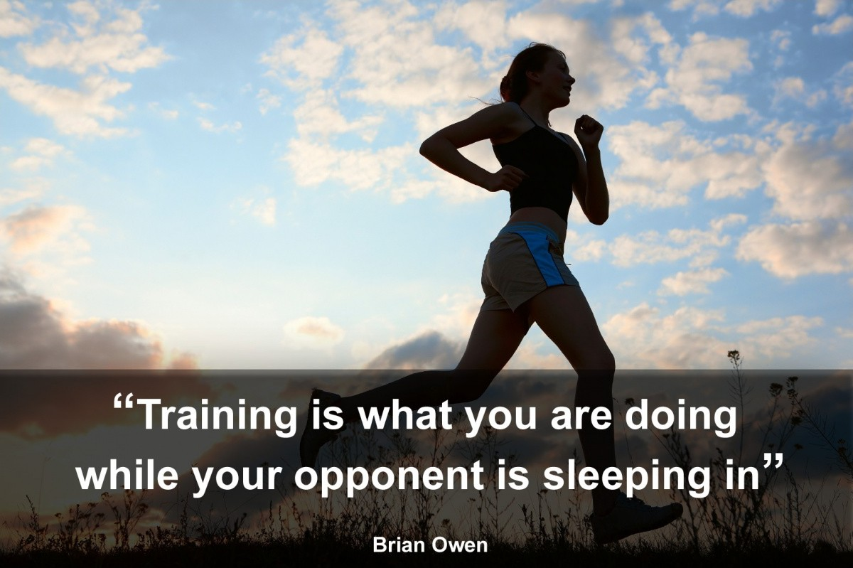 Training Quote Picture Quote #1