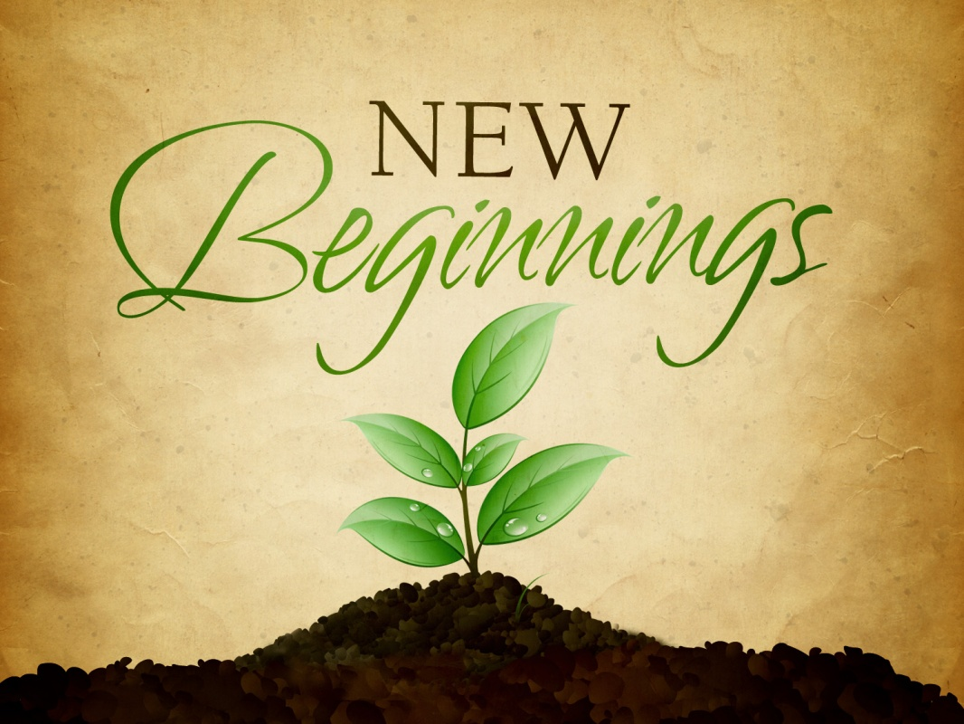 New Beginnings Quote Picture Quote #1