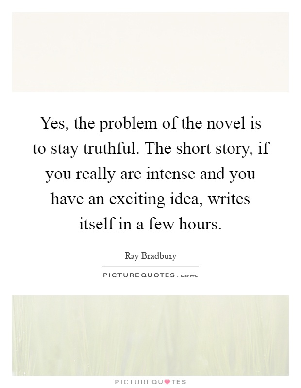 Novel story