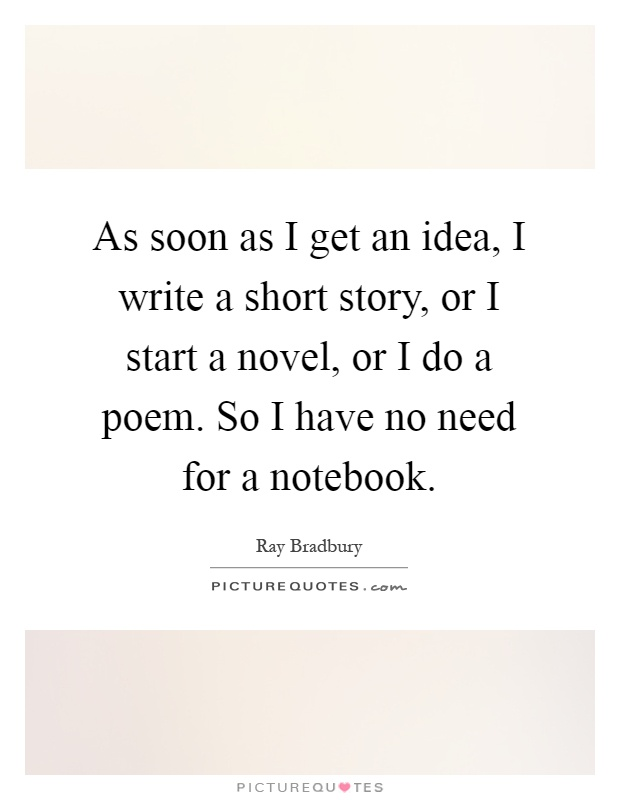 Should I write Poetry or Short Stories?