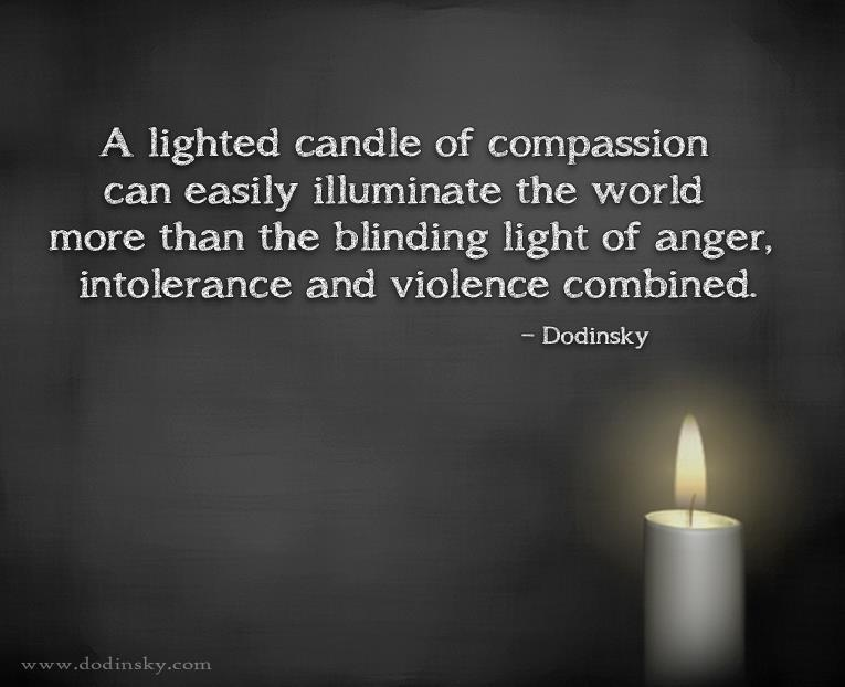 Compassion Quote Picture Quote #1