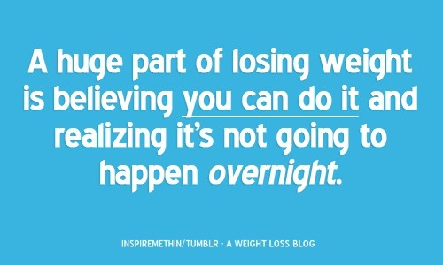 Weight Loss Quote Picture Quote #1