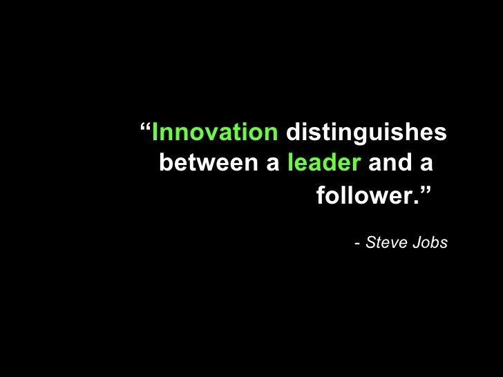 Innovation Quote Picture Quote #1