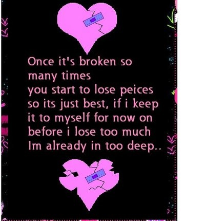 Broken Quote Picture Quote #1