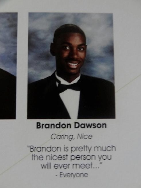 Yearbook Quote Picture Quote #1