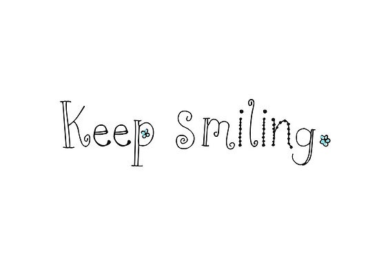 Keep Smiling Quote Picture Quote #1