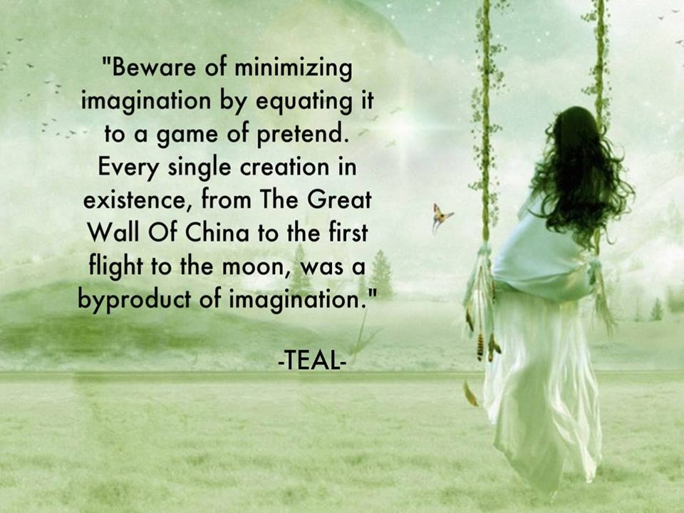 Imagination Quote Picture Quote #1