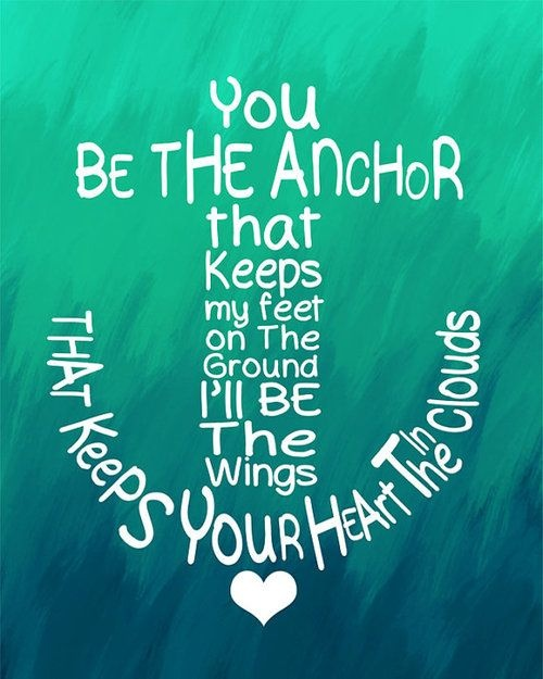 Anchor Quote Picture Quote #1