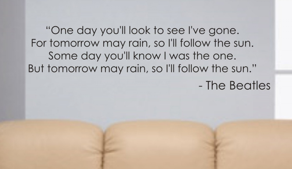 Beatles Quote Picture Quote #1