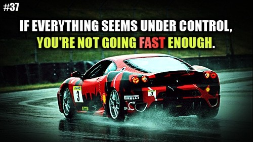 Car Quote Picture Quote #1