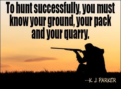Hunting Quote Picture Quote #1