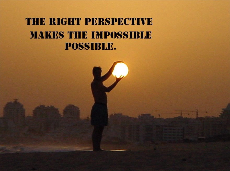 Perspective Quote Picture Quote #1
