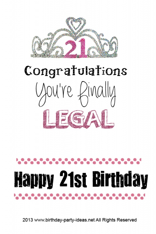 21st Birthday Quotes Mesmerizing 48st Birthday Quote Quote Number 48 Picture Quotes