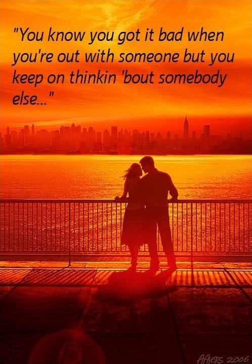 Confused Love Quote Picture Quote #1