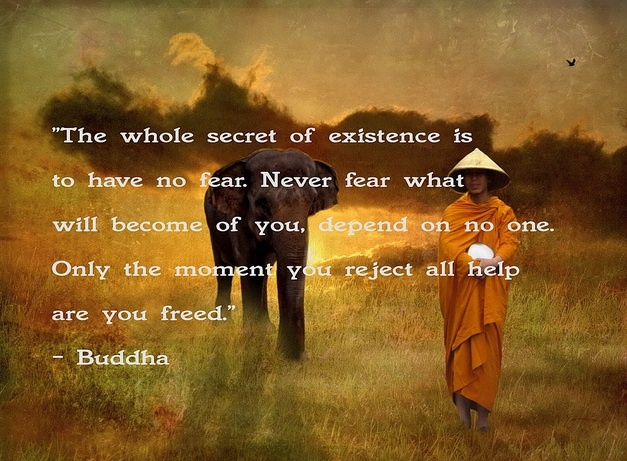 Buddhism Quote Picture Quote #1
