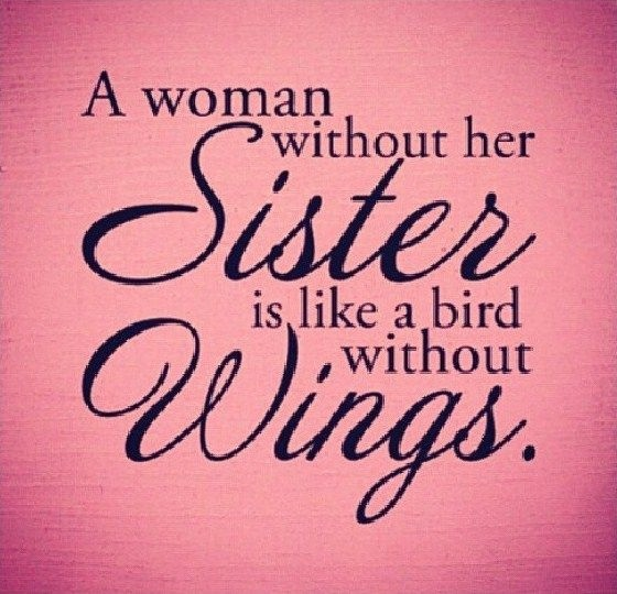 Sister Love Quote | Quote Number 555369 | Picture Quotes