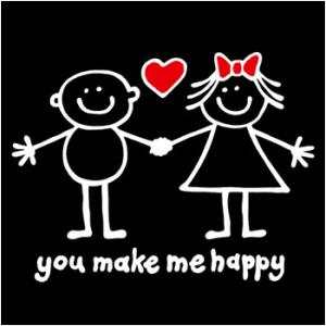 You Make Me Happy Quote   Quote Number 555470   Picture Quotes