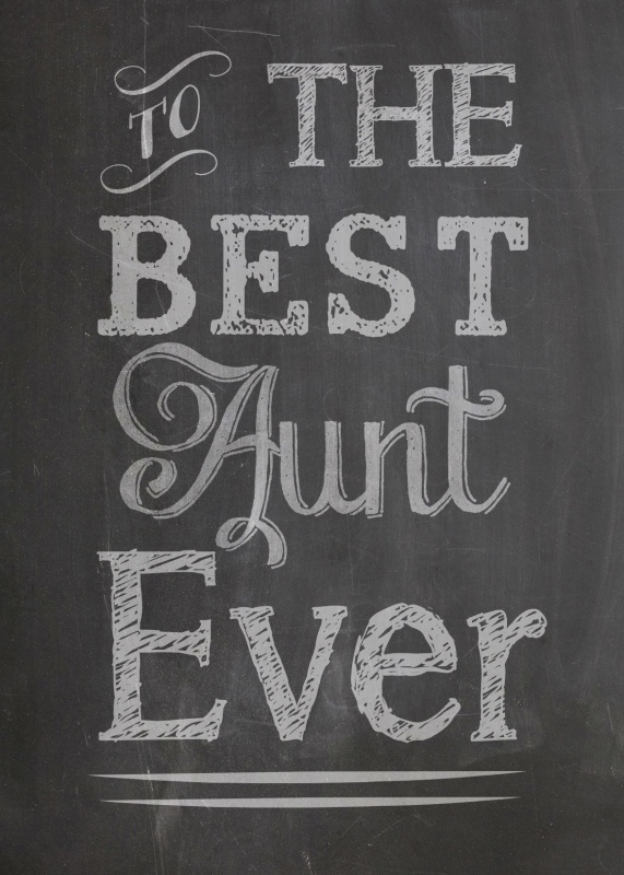 Aunt Quotes | Aunt Sayings | Aunt Picture Quotes