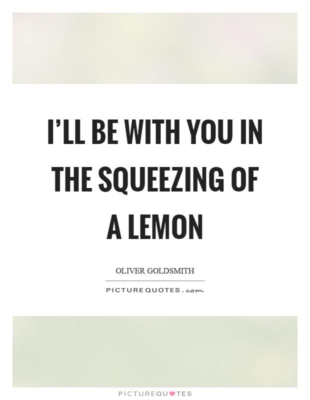 Lemon Quotes Lemon Sayings Lemon Picture Quotes