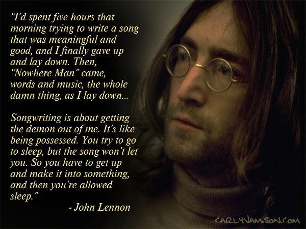 John Lennon Best Quote 2 Picture Quote #1