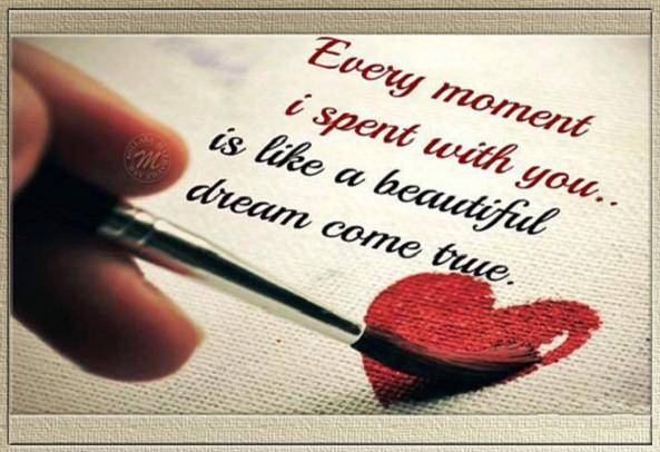 Beautiful Love Quote For Her | Quote Number 558131 | Picture ...