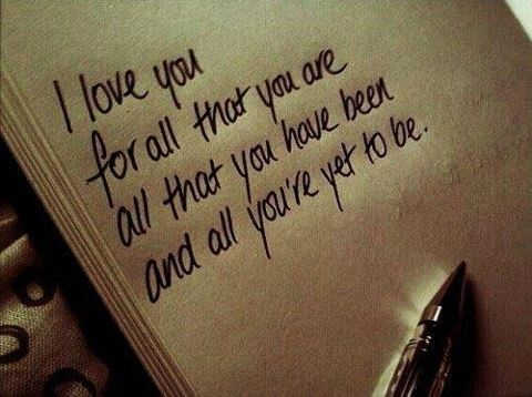 Deep Love Quote For Her 1 Picture Quote #1