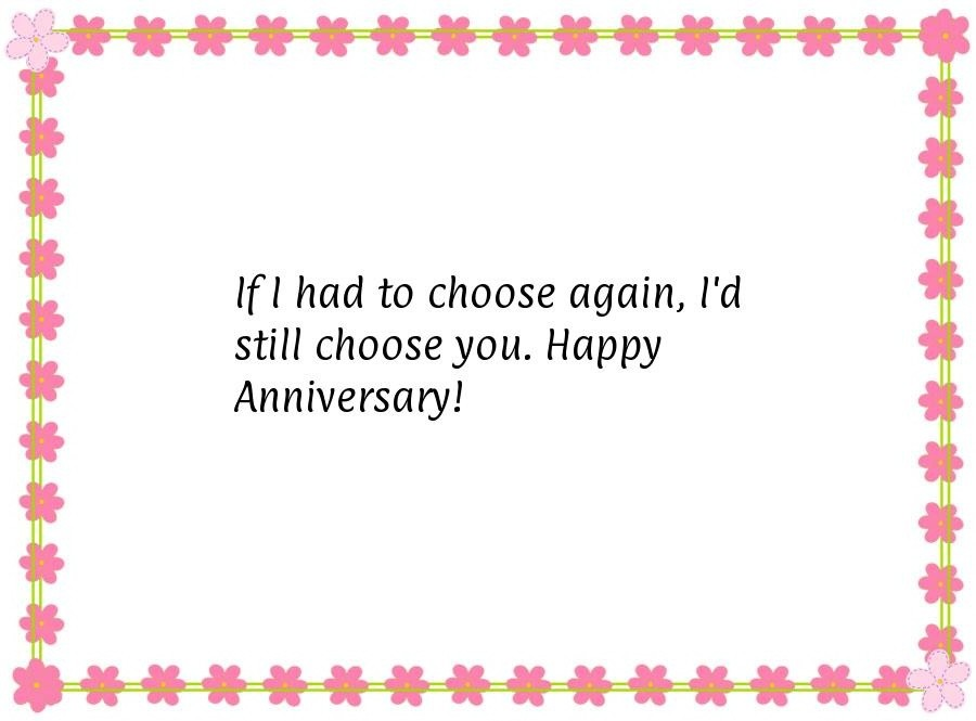 Anniversary Quote 3 Picture Quote #1
