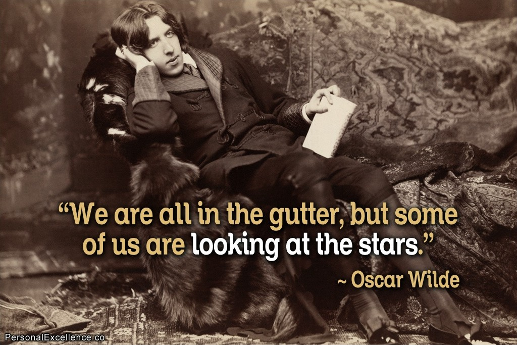 Oscar Wilde Inspirational Quote 2 Picture Quote #1