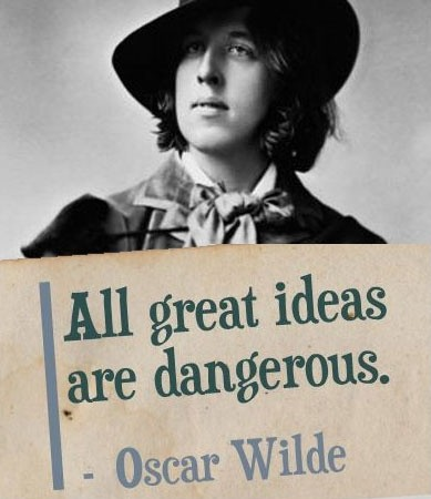 Top 10 Oscar Wilde Quote 1 Picture Quote #1