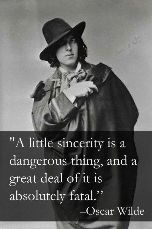 Top 10 Oscar Wilde Quote 2 Picture Quote #1