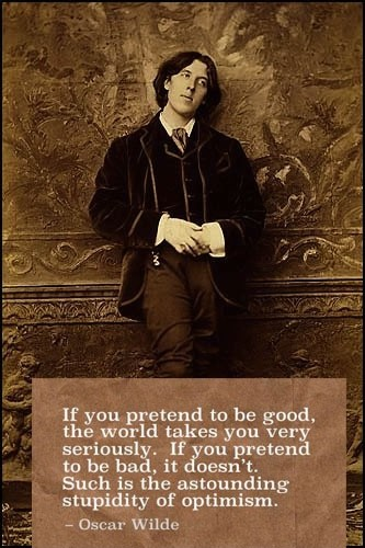 Top 10 Oscar Wilde Quote 5 Picture Quote #1