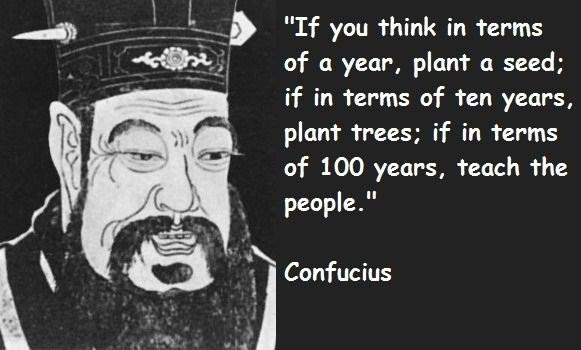 Most Famous Confucius Quote 2 Picture Quote #1