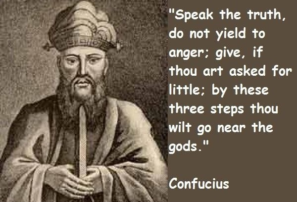 Best Confucius Quote 5 Picture Quote #1