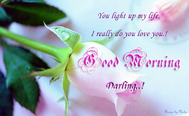 Romantic Good Morning Quote   Quote Number 558288   Picture ...