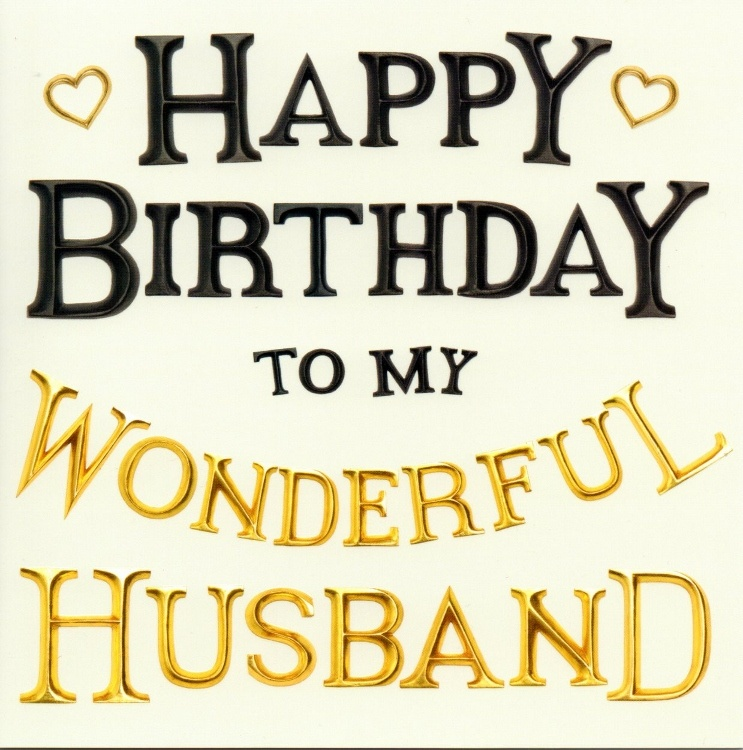 Happy Birthday Husband Quote 1 Picture Quote #1