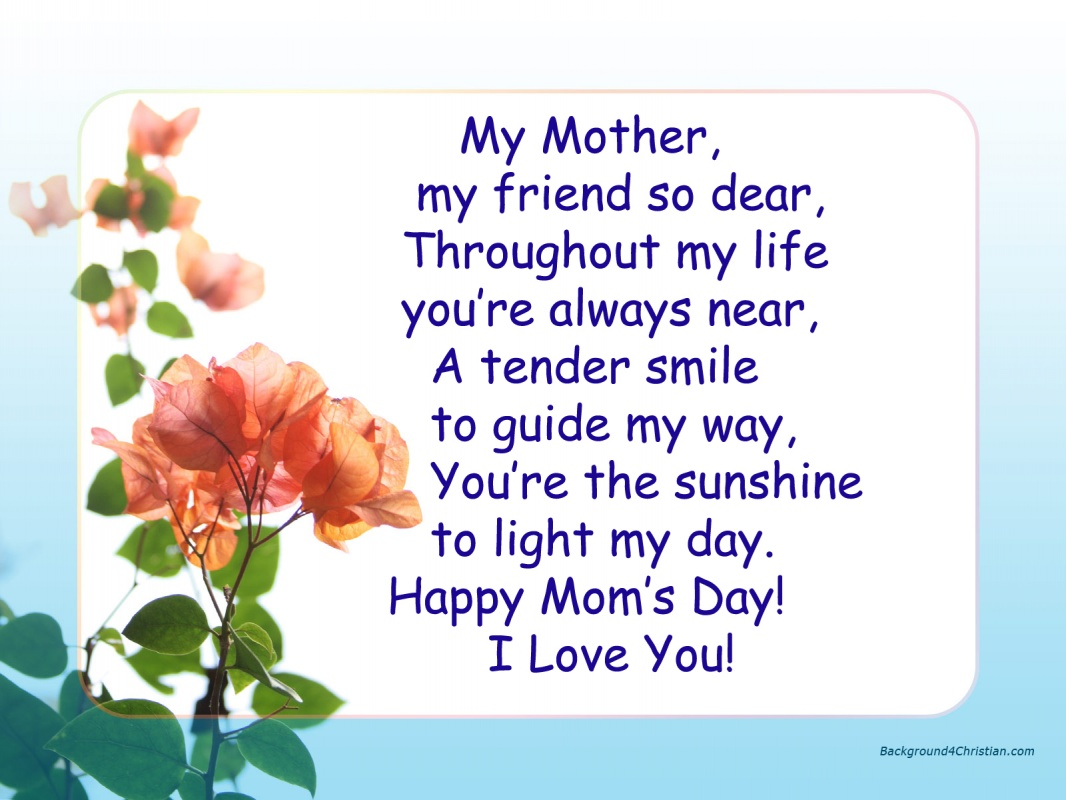 Mothers Day Quote 3 Picture Quote #1