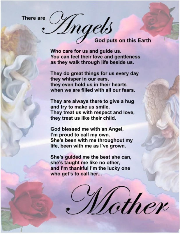 Mothers Day Poems And Quote 1 Picture Quote #1